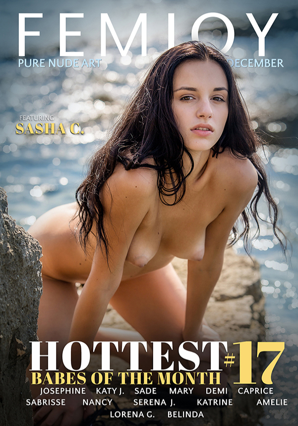 Hottest Babes Of The Month 17