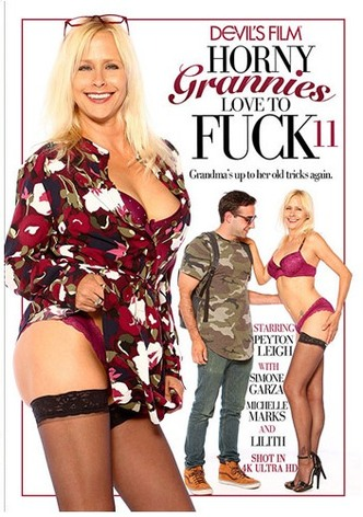 Horny Grannies Love To Fuck 11