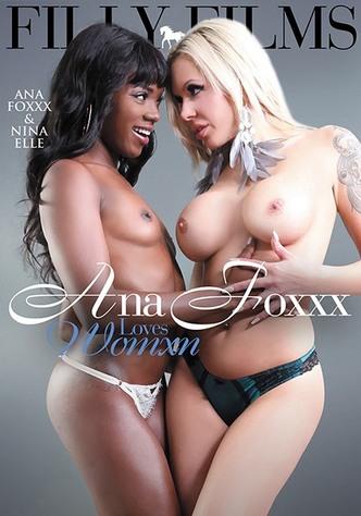 Ana Foxxx Loves Womxn