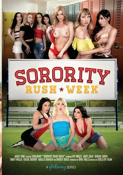 Sorority Rush Week