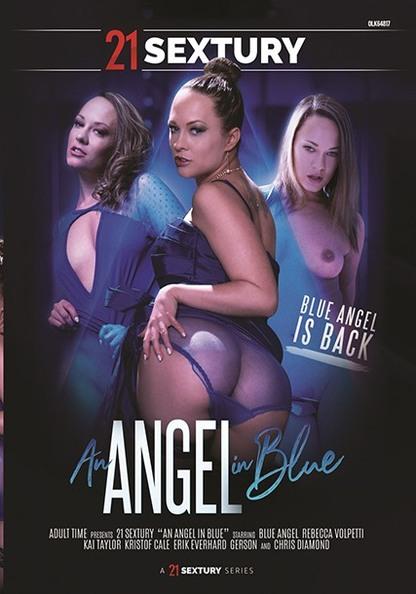 An Angel In Blue