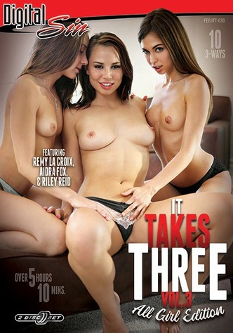 It Takes Three 3: All Girl Edition