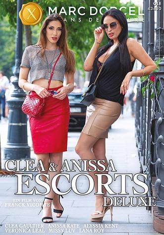 Clea und Anissa: Escorts Deluxe