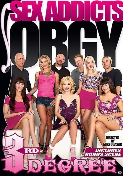 Sex Addicts Orgy