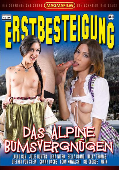 Erstbesteigung: Das alpine Bumsvergnügen
