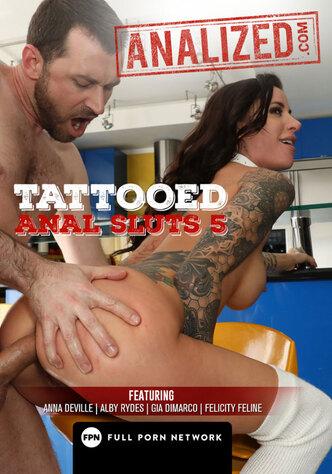 Tattooed Anal Sluts 5