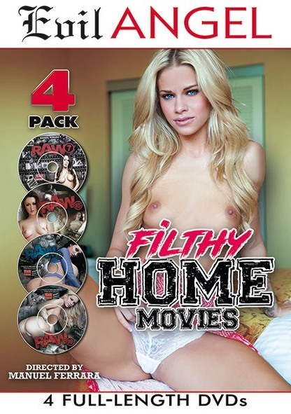 Filthy Home Movies 4-Pack