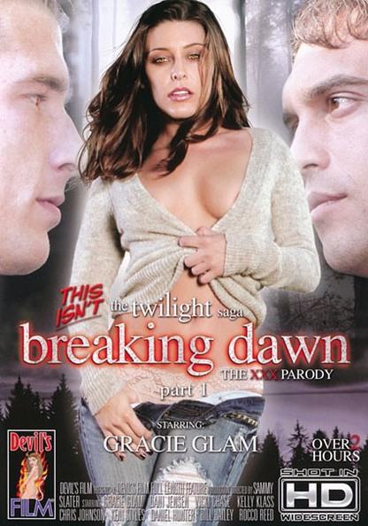 This Isn't The Twilight Saga: Breaking Dawn - The XXX Parody