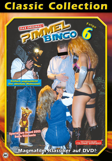 Pimmel Bingo 6 - Classic Collection