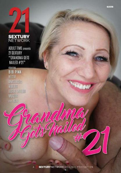 Grandma Gets Nailed 21