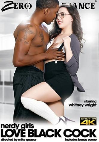 Nerdy Girls Love Black Cock