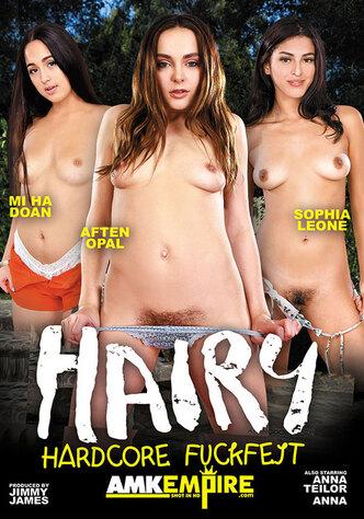 Hairy Hardcore Fuckfest