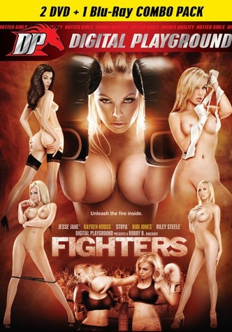 Fighters + Blu-ray Combo Pack