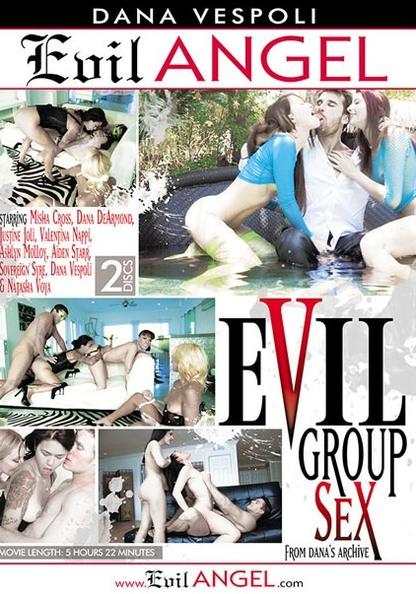 Evil Group Sex