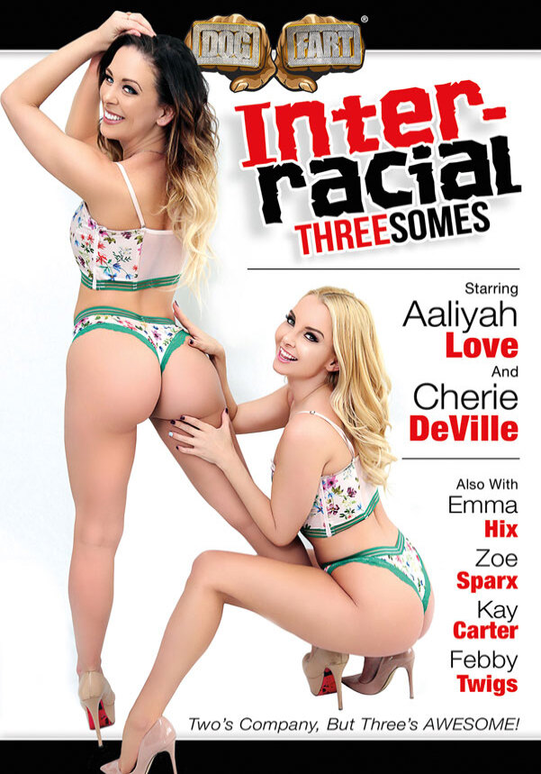 Interracial Threesomes