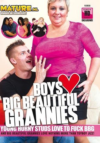 Boys Love Big Beautiful Grannies