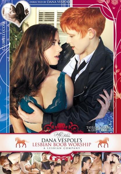 Dana Vespoli's Lesbian Boob Worship