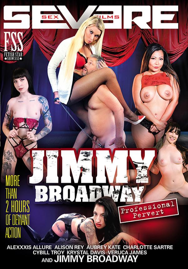 Jimmy Broadway: Professional Pervert