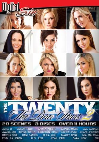 "The Twenty ""The Porn Stars 2"""