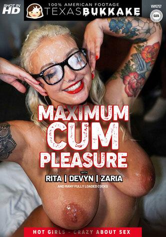Maximum Cum Pleasures
