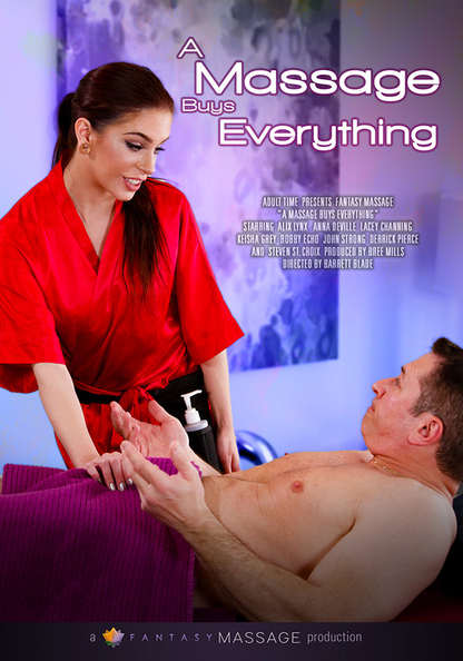 A Massage Buys Everything
