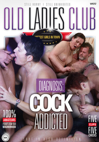 Diagnosis: Cock Addicted