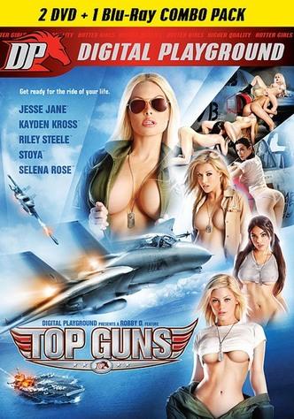 Top Guns + 1 Blu-ray Combo Pack