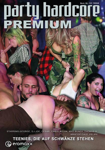 Party Hardcore Premium: Teenies, die auf Schwänze stehen