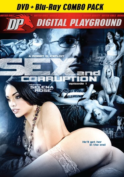 Sex And Corruption - DVD + Blu-ray Combo Pack