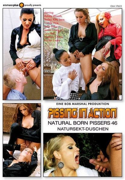 Pissing In Action - Natural Born Pissers 46