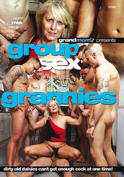 Groupsex Grannies