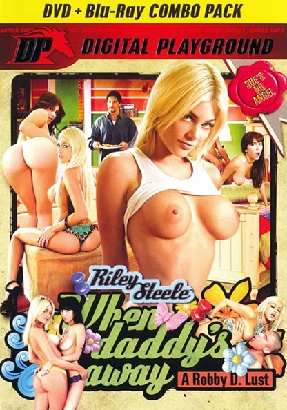 Riley Steele: When Daddy's Away - DVD + Blu-ray Combo Pack
