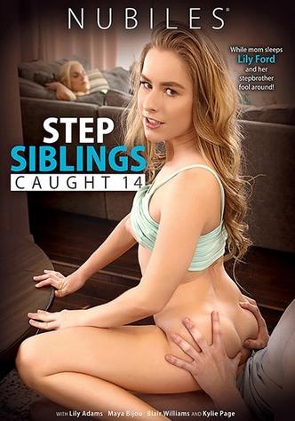 Step Siblings Caught 14
