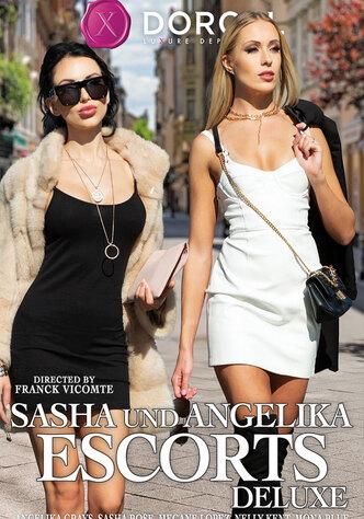 Sasha und Angelika: Escorts Deluxe