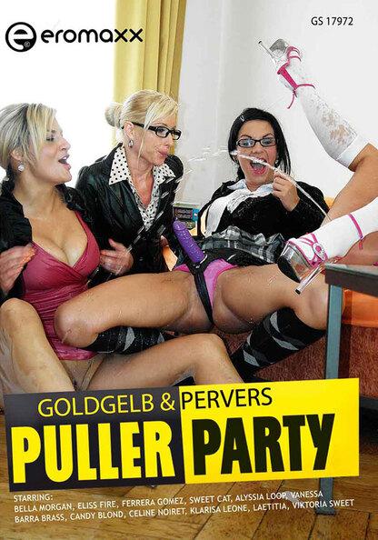 Puller Party: Goldgelb und pervers