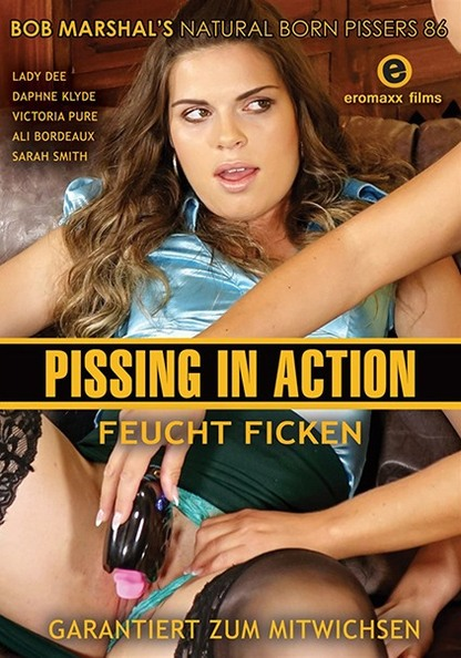 Pissing In Action - Natural Born Pissers 86