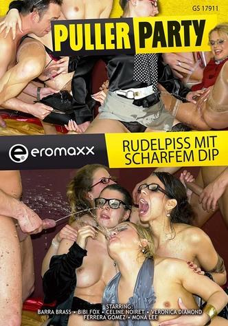 Puller Party: Rudelpiss mit scharfem Dip