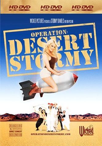 Operation: Desert Stormy - HD DVD