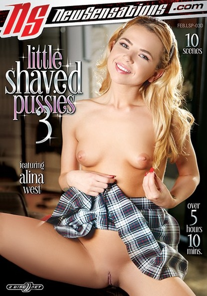 Little Shaved Pussies 3