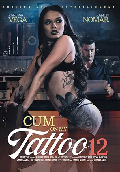 Cum On My Tattoo 12