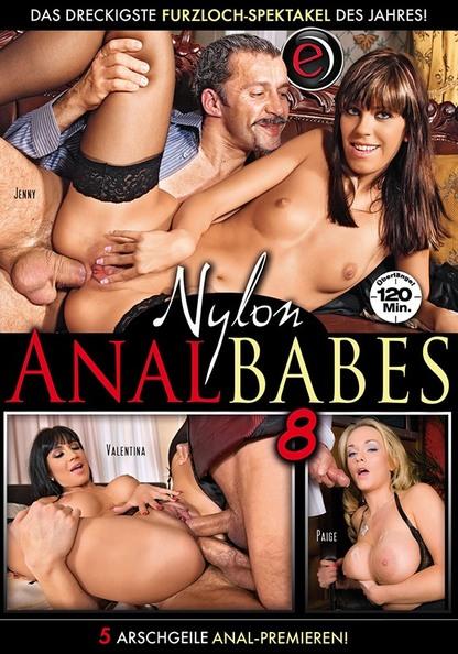 Nylon Anal Babes 8