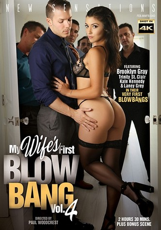 My Wife's First Blowbang 4