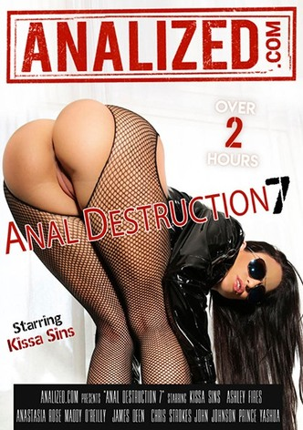 Anal Destruction 7