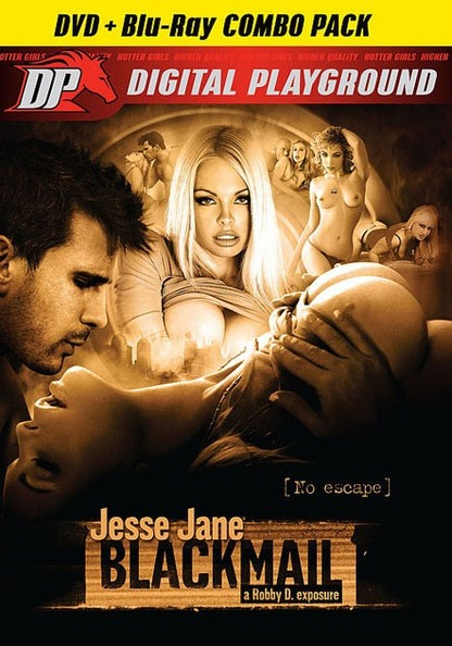 Jesse Jane: Blackmail - DVD + Blu-ray Combo Pack