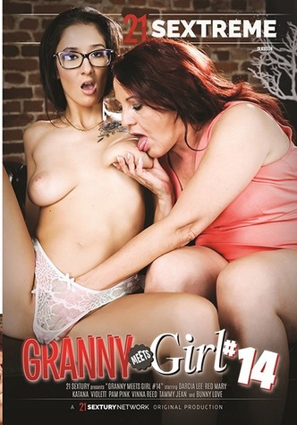 Granny Meets Girl 14