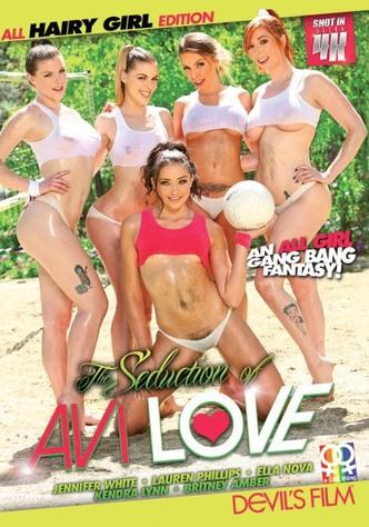The Seduction Of Avi Love: All Hairy Girl Edition