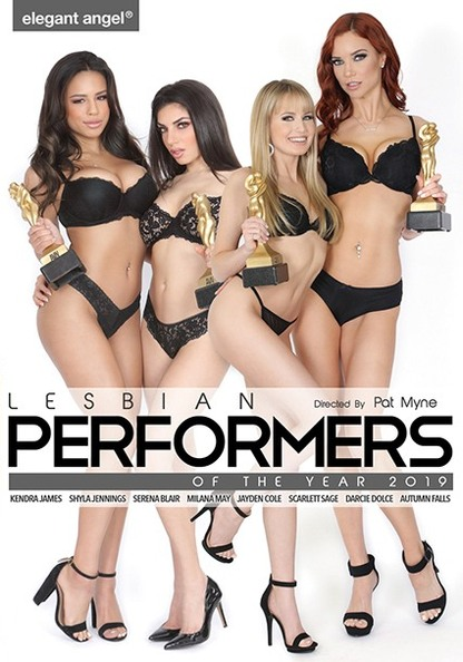 Lesbian Performers Of The Year 2019