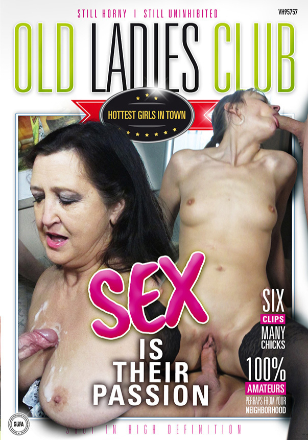 Sex Is Their Passion