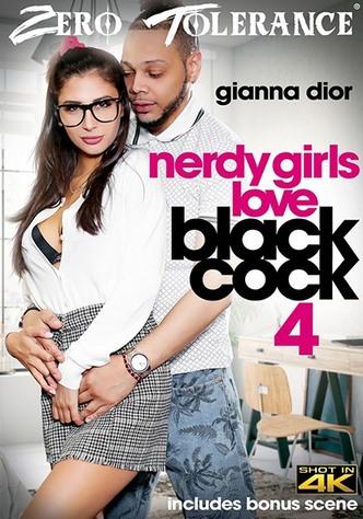 Nerdy Girls Love Black Cock 4