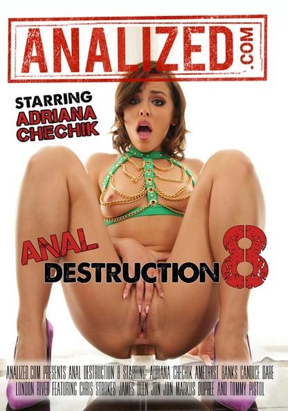 Anal Destruction 8